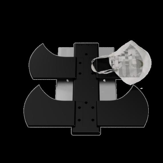 Mask Platen w Seem