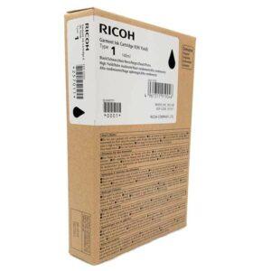 ricoh ri 100 black high yield ink