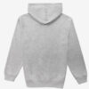 front heather gray back