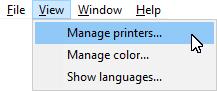 AnaRIP Manage Printers copy