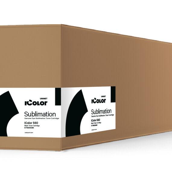 IColor 560 Sublimation Black toner cartridge